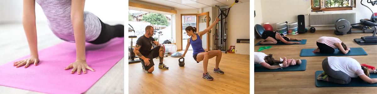 yoga pilates classes verbier